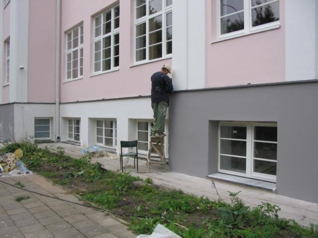 Gimnazijos renovacija