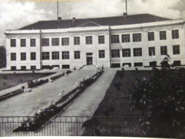 Senoji mokykla
