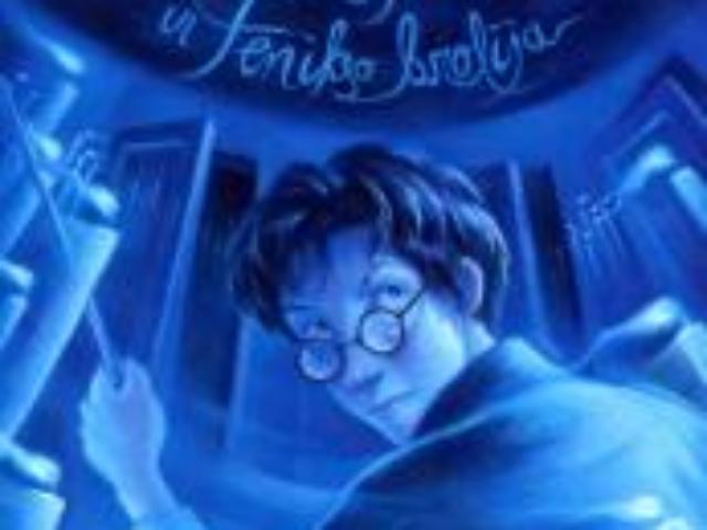 J.K. Rowling. Haris Poteris ir Fenikso brolija