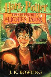J.K. Rowling. Haris Poteris ir ugnies taurė