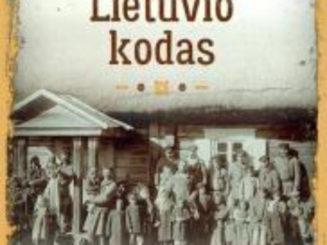Gediminas Kulikauskas. Lietuvio kodas. Įpročiai ir būdas senovės lietuvio prieš 100 metų