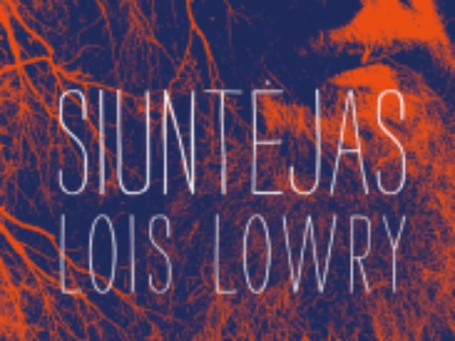 Lois Lowry. Siuntėjas